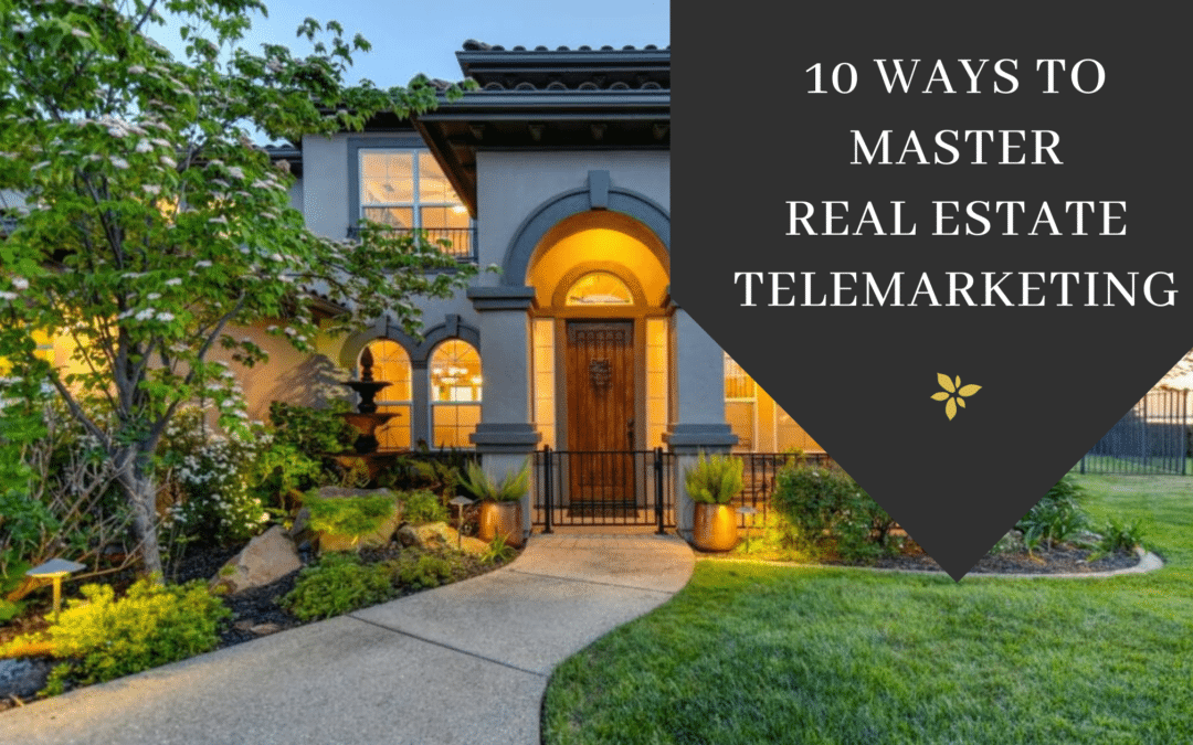 real estate telemarketing