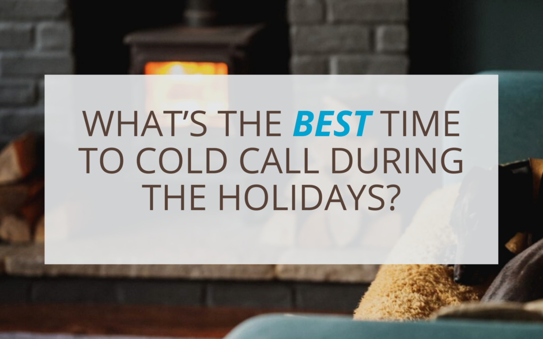 best time to cold call