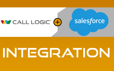 Call Logic Launches an Integration with Salesforce