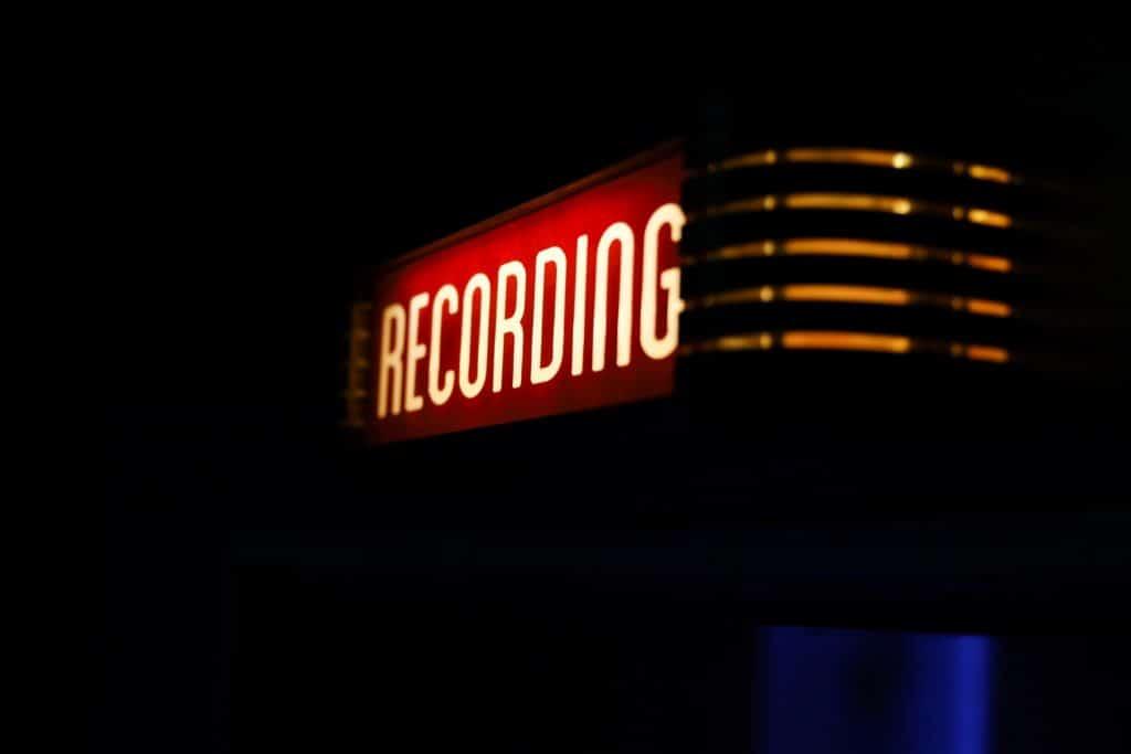 call recording regulations