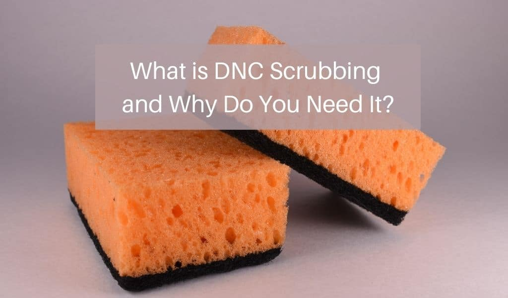 DNC scrubbing